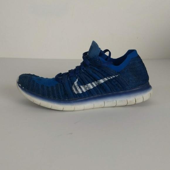info for 67252 1f636 Nike Free RN Flyknit Trainers Womens Size 7. M 5bc61fe2c89e1da9e63da74c